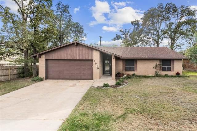 2910 Hillside Drive, Bryan, TX 77802 (MLS #20016731) :: Cherry Ruffino Team