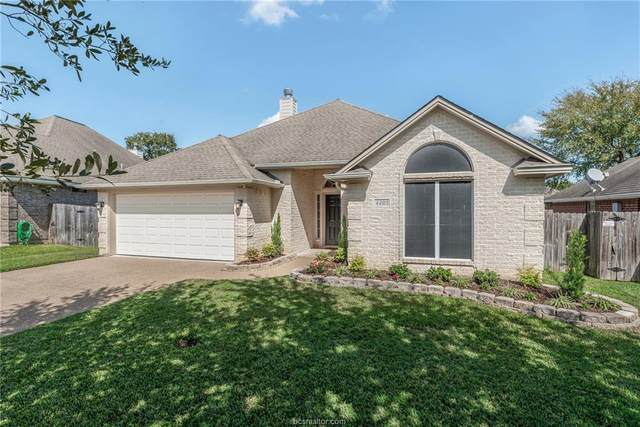 4205 Drogo Court, College Station, TX 77845 (MLS #20016769) :: Cherry Ruffino Team