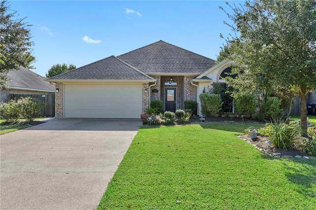 8408 Lauren Drive, College Station, TX 77845 (MLS #20016774) :: RE/MAX 20/20