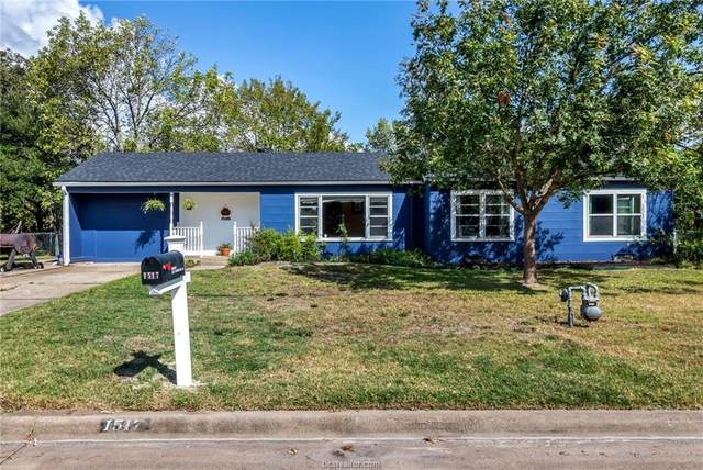 1517 Woodland Drive, Bryan, TX 77802 (MLS #20016800) :: Cherry Ruffino Team
