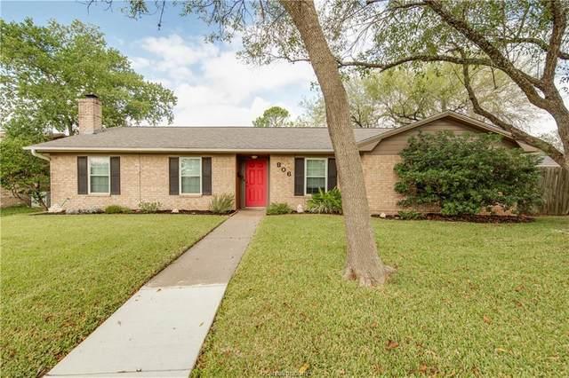 806 Matous Drive, Bryan, TX 77802 (MLS #20016801) :: Treehouse Real Estate
