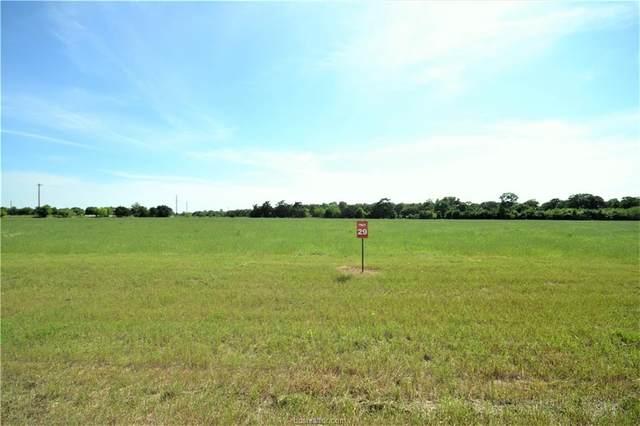 13083 E Osr Road Lot 29 (7.63 Ac, Wheelock, TX 77859 (MLS #20016812) :: Treehouse Real Estate