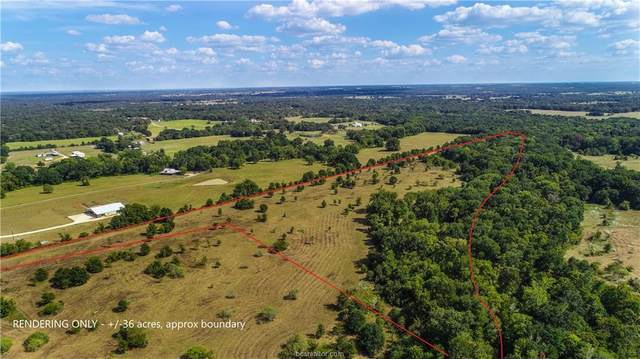 (+/- 36 acres) County Road 334, Caldwell, TX 77836 (#20016813) :: ORO Realty