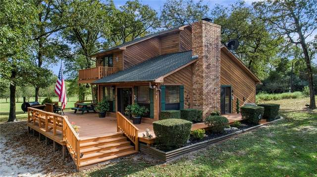 8453 Rocky Ridge Lane, Madisonville, TX 77864 (MLS #20016820) :: My BCS Home Real Estate Group