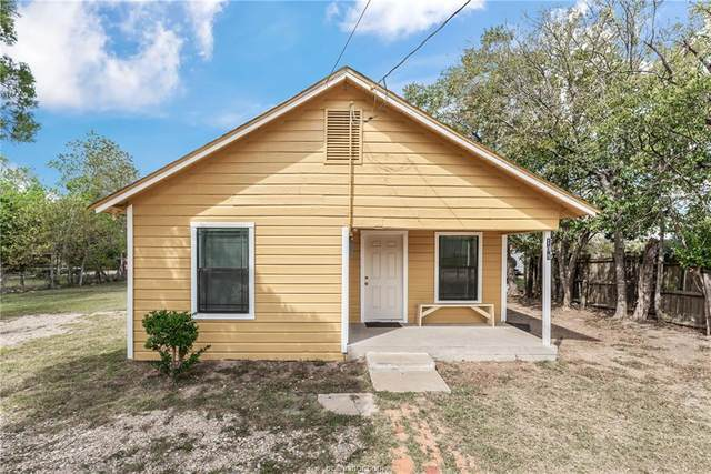 108 S Mcculloch Street, Bryan, TX 77803 (MLS #20016835) :: Treehouse Real Estate