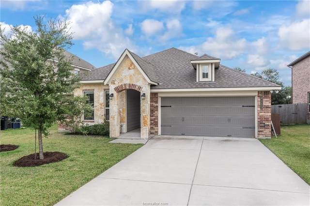 4153 Shallow Creek, College Station, TX 77845 (MLS #20016845) :: NextHome Realty Solutions BCS