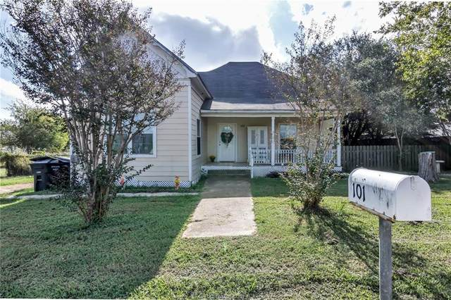 101 W Kleb Street, Caldwell, TX 77836 (MLS #20016871) :: My BCS Home Real Estate Group