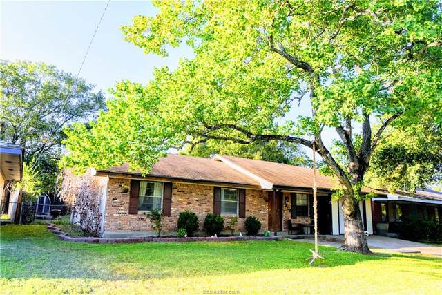 2408 Wilkes Street, Bryan, TX 77803 (MLS #20016886) :: The Lester Group
