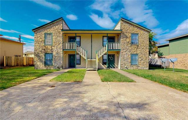 801 San Pedro Drive A-D, College Station, TX 77845 (MLS #20016900) :: My BCS Home Real Estate Group
