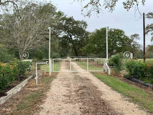 15 Acres Matt Wright Road, Navasota, TX 77868 (#20016942) :: First Texas Brokerage Company