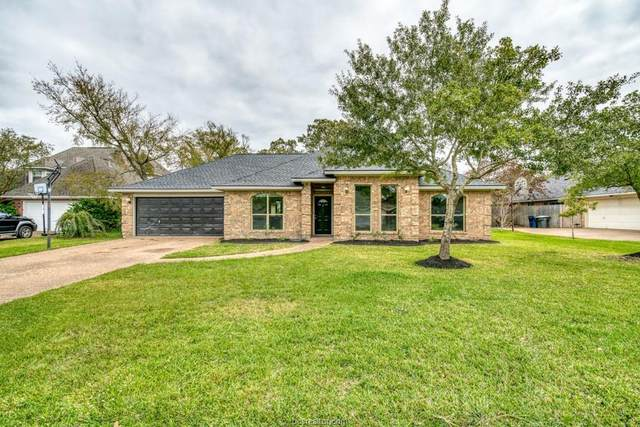 710 Encinas, College Station, TX 77845 (MLS #20016943) :: Treehouse Real Estate