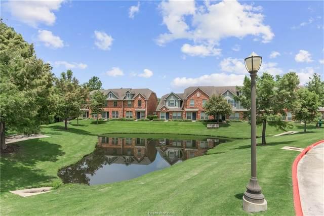 1001 Krenek Tap Road #1407, College Station, TX 77840 (MLS #20016978) :: BCS Dream Homes