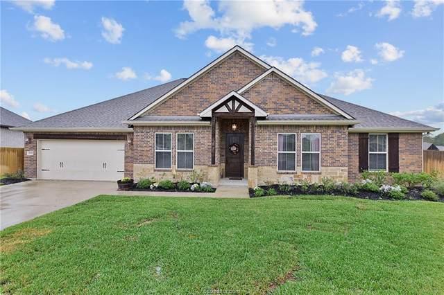 3002 Nobel Court, Bryan, TX 77808 (MLS #20016987) :: Treehouse Real Estate