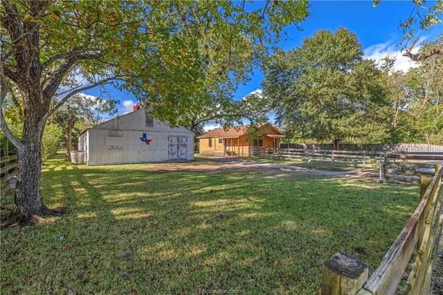 3004 Old Kurten Road, Bryan, TX 77803 (MLS #20017010) :: My BCS Home Real Estate Group