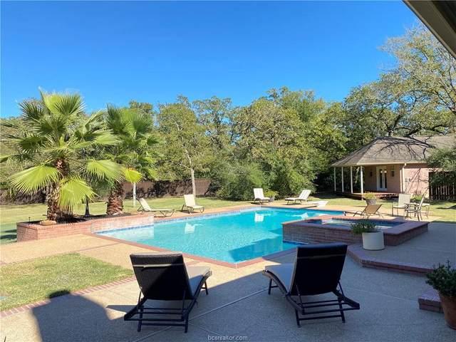 1520 Wayfarer Lane, College Station, TX 77845 (MLS #20017042) :: Treehouse Real Estate