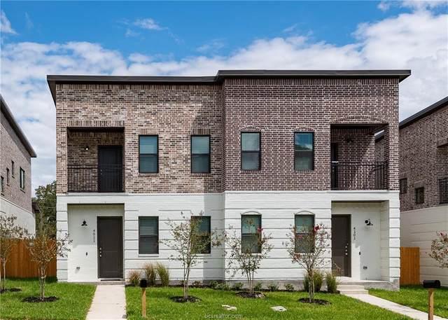 4007 Oaklawn, Bryan, TX 77801 (MLS #20017053) :: Treehouse Real Estate