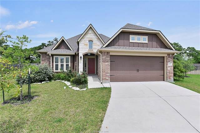 4109 Bridgewood Court, College Station, TX 77845 (#20017100) :: First Texas Brokerage Company