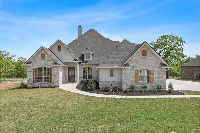 2112 Joe Will Drive, College Station, TX 77845 (MLS #20017113) :: BCS Dream Homes