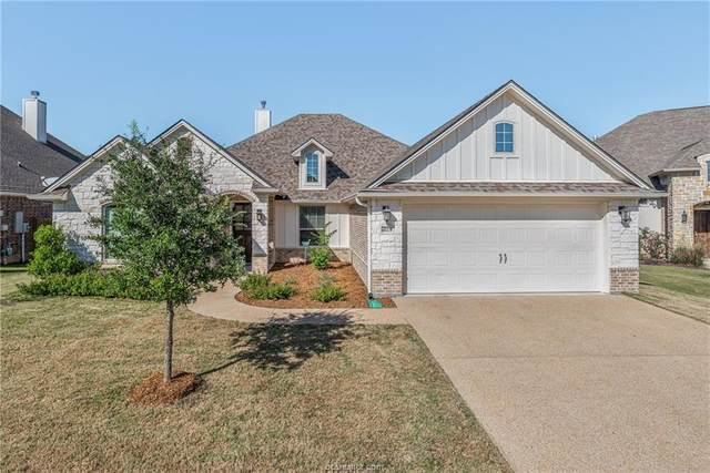 4115 Wild Creek Court, College Station, TX 77845 (#20017123) :: First Texas Brokerage Company