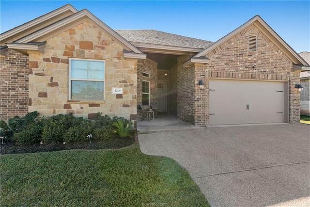 4260 Rock Bend Drive, College Station, TX 77845 (#20017125) :: First Texas Brokerage Company