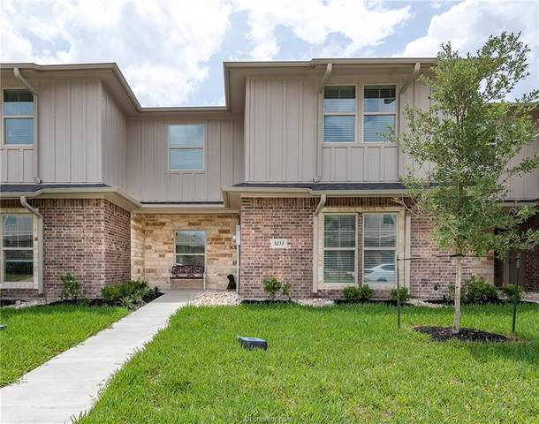 3613 Kenyon Drive, College Station, TX 77845 (#20017136) :: First Texas Brokerage Company