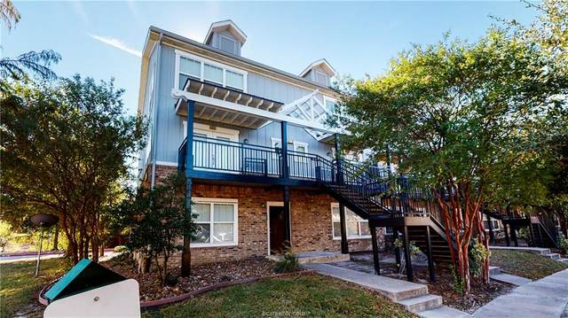 1725 Harvey Mitchell Parkway #621, College Station, TX 77840 (MLS #20017155) :: The Lester Group