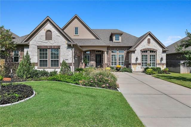 4407 Hadleigh Lane, College Station, TX 77845 (#20017172) :: First Texas Brokerage Company
