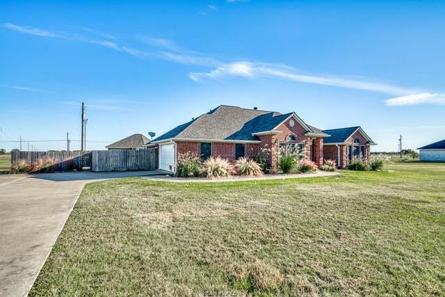 4578 N North Country Court, Bryan, TX 77808 (#20017189) :: First Texas Brokerage Company