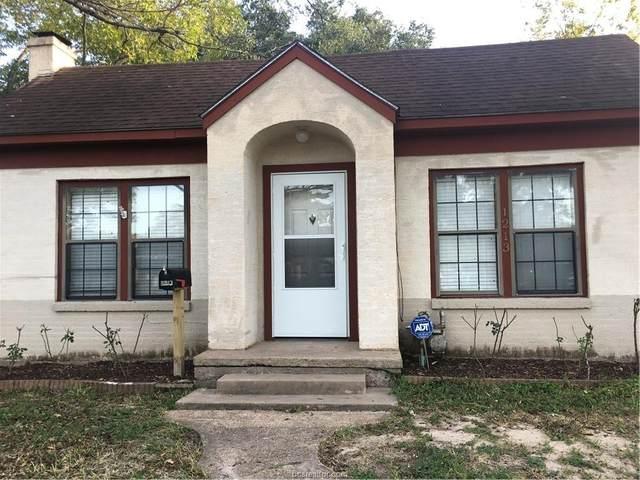 1213 E William J Bryan Parkway, Bryan, TX 77842 (#20017205) :: First Texas Brokerage Company