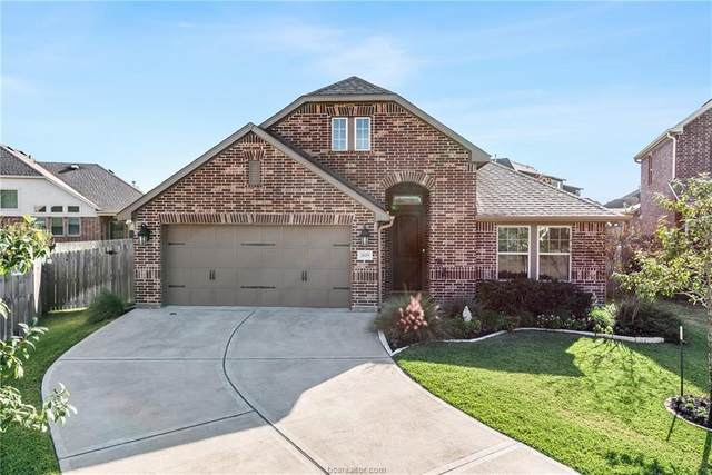 2619 Hailes Court, College Station, TX 77845 (#20017261) :: First Texas Brokerage Company