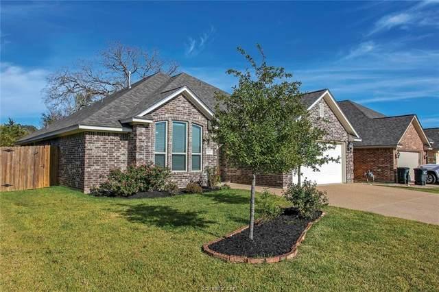 1123 White Dove Trail, College Station, TX 77845 (MLS #20017267) :: Cherry Ruffino Team