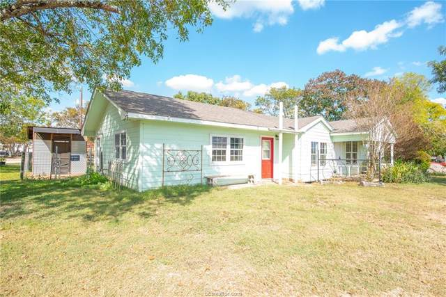 112 Eloise Street, Caldwell, TX 77836 (MLS #20017283) :: The Lester Group