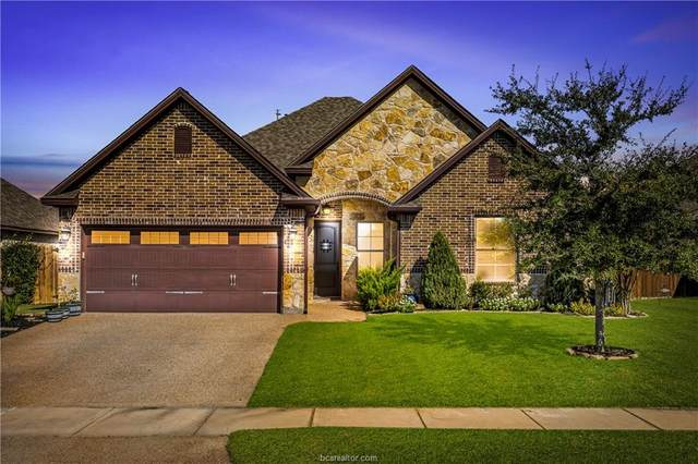 15629 Shady Brook Lane, College Station, TX 77845 (#20017330) :: First Texas Brokerage Company
