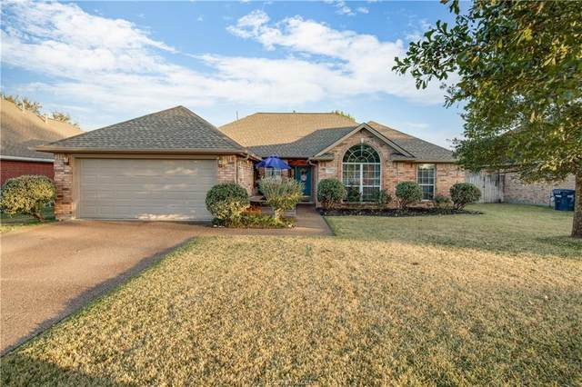 339 Landsburg Lane, College Station, TX 77845 (#20017451) :: First Texas Brokerage Company