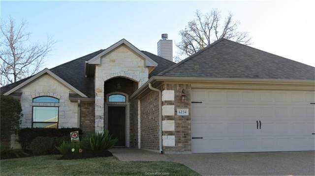 4234 Rocky Rhodes Drive, College Station, TX 77845 (MLS #20017536) :: The Lester Group