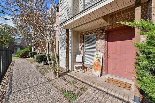 1904 Dartmouth Street F3, College Station, TX 77840 (MLS #20017559) :: BCS Dream Homes