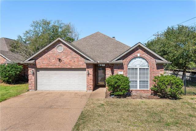 613 Clovis Court, College Station, TX 77845 (#20017564) :: First Texas Brokerage Company