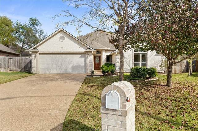 3805 Bridle Court, College Station, TX 77845 (MLS #20017622) :: BCS Dream Homes