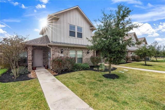 3116 Claremont Drive, College Station, TX 77845 (#20017640) :: First Texas Brokerage Company