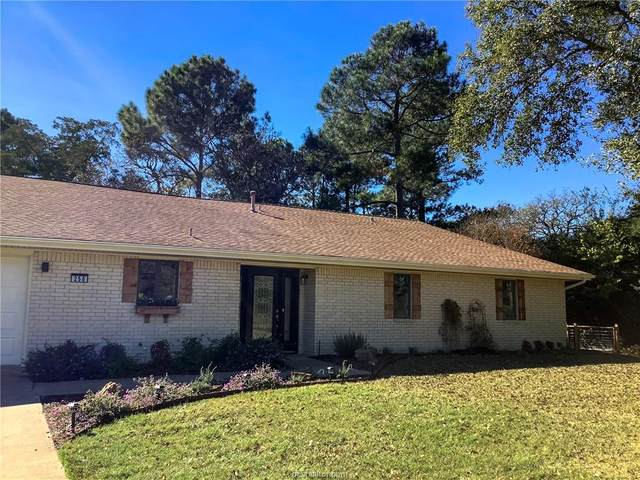 256 Golfview Drive, Hilltop Lakes, TX 77871 (MLS #20017699) :: The Lester Group