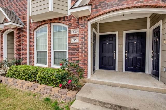 1198 Jones Butler Road #2905, College Station, TX 77840 (MLS #20017731) :: Chapman Properties Group