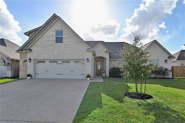 15602 Tiger Creek Court, College Station, TX 77845 (#20017759) :: First Texas Brokerage Company