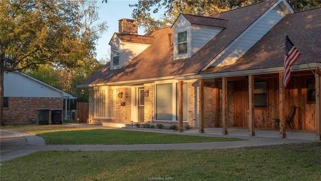 4105 Tanglewood Drive, Bryan, TX 77802 (#20017770) :: First Texas Brokerage Company