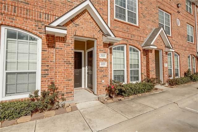 1198 Jones Butler Road #2104, College Station, TX 77840 (MLS #20017773) :: Chapman Properties Group