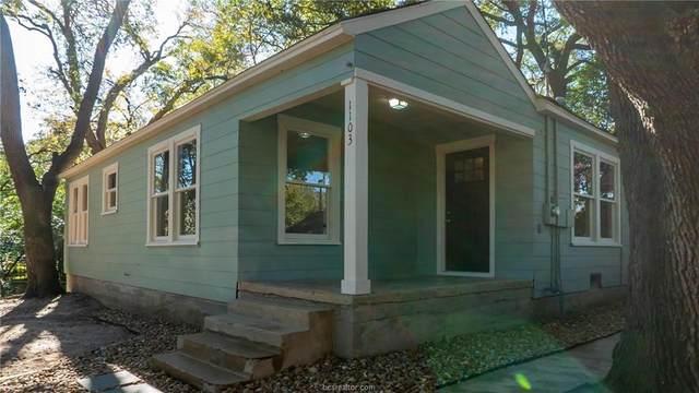 1103 Antone Street, Bryan, TX 77803 (MLS #20017787) :: RE/MAX 20/20