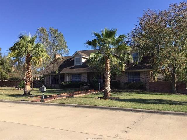 801 Bob White Street, Bryan, TX 77802 (MLS #20017794) :: The Lester Group