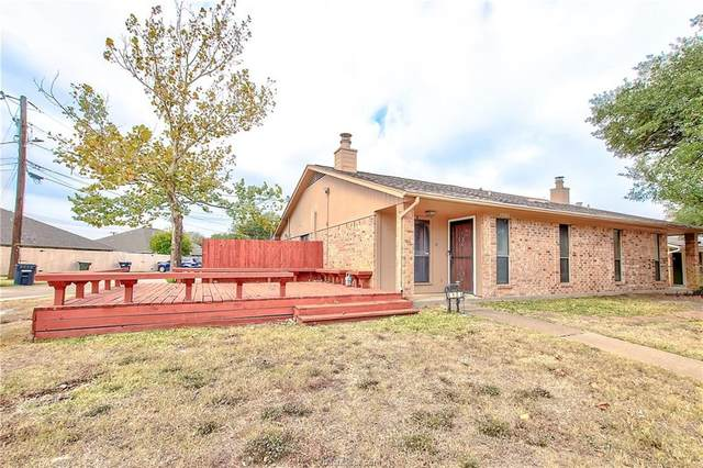1928 Holleman Drive, College Station, TX 77840 (MLS #20017835) :: BCS Dream Homes