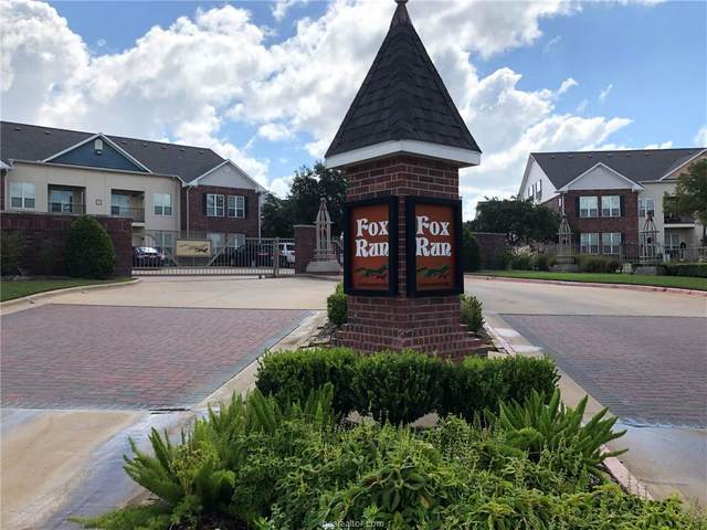 801 Luther Street #808, College Station, TX 77840 (MLS #20017849) :: BCS Dream Homes