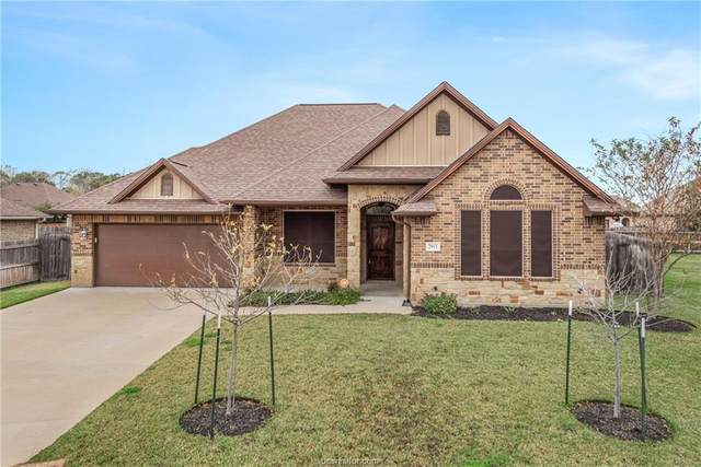 2911 Ascot Court, Bryan, TX 77808 (MLS #20017868) :: The Lester Group