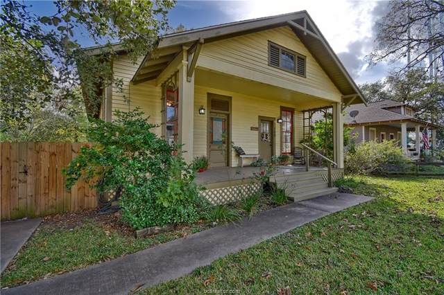 105 Jeffries, Brenham, TX 77833 (MLS #20017875) :: BCS Dream Homes